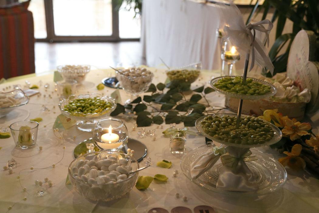 Degustazione di Confertti - La Buona Tavola Catering&Banqueting Firenze