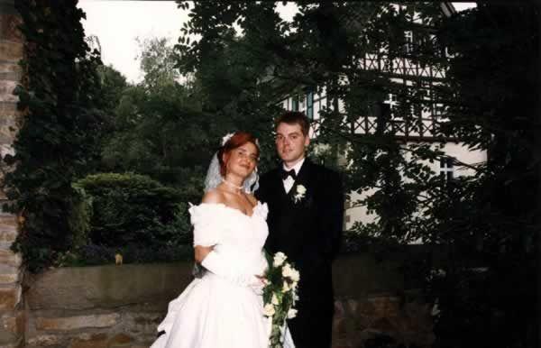Beispiel: Brautpaar, Foto: Rittergut Haus Laer.
