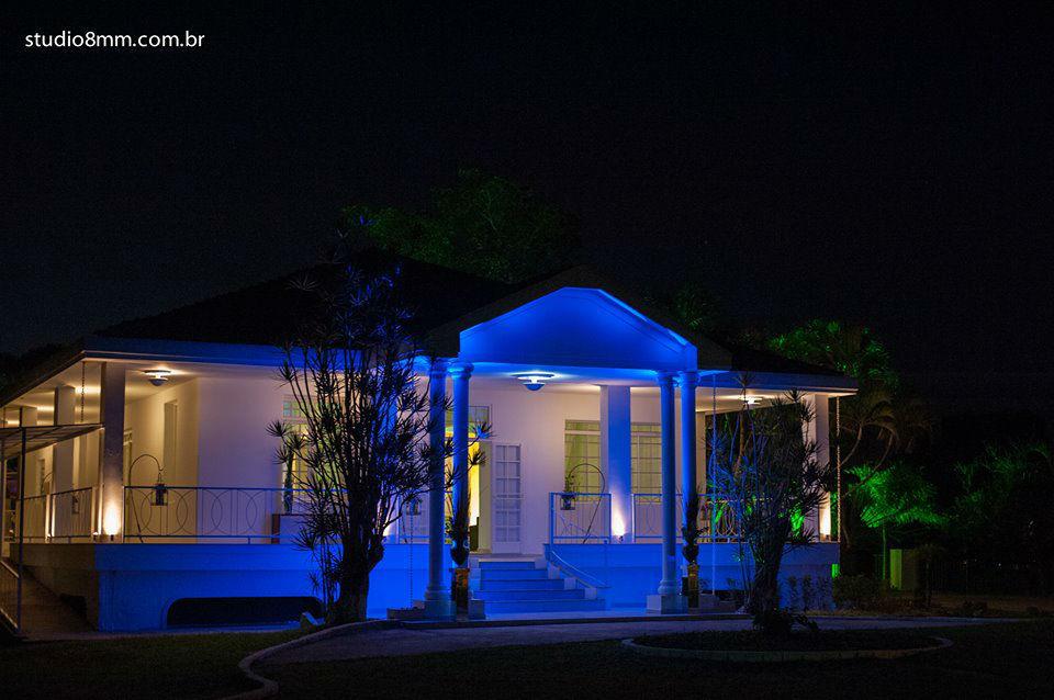 Casa Branca Eventos. Foto: Studio 8mm