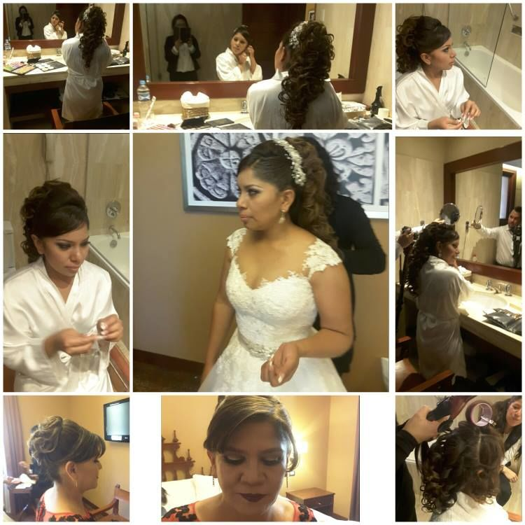 Indira Ramirez Make Up Artist
