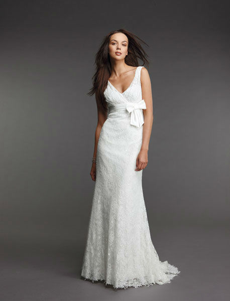 Beispiel: Hochzeitskleider, Foto: Meister Couture.