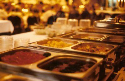 Beispiel: Gastronomie, Foto: AKZENT Landgasthof Evering.