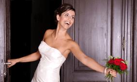 Beispiel: Braut, Foto: Weisse Villa.