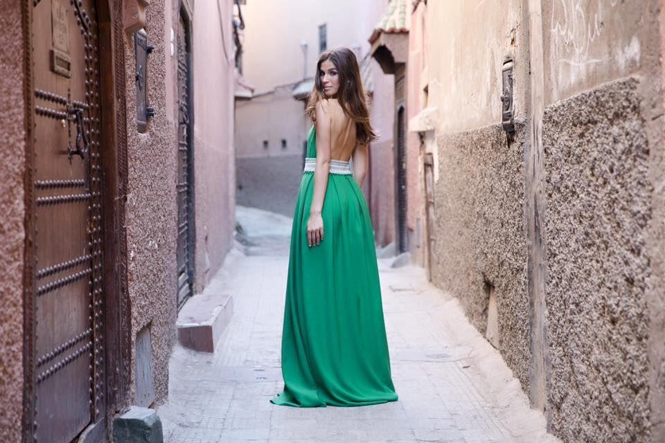 Vestido Assa Comprido