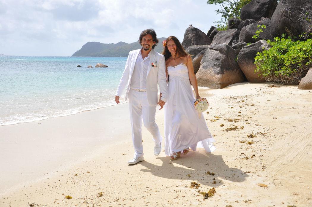 Matrimonio by Kia Ora Viaggi - Seychelles