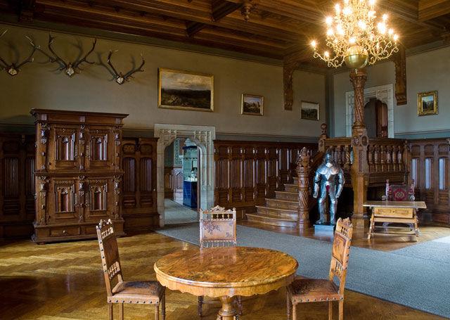 Beispiel: Räumlichkeiten, Foto: Schloss Wernigrode.