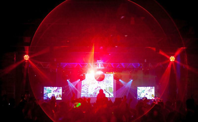 DB Sonorização para Eventos