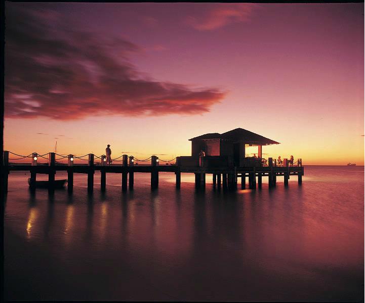 Beispiel: Hotelsteg Hawai, Foto: Hyatt Hotels.