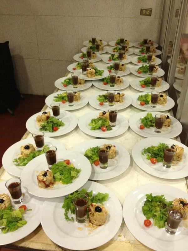 El Mantel Catering, banquetes y organización de eventos en Monterrey