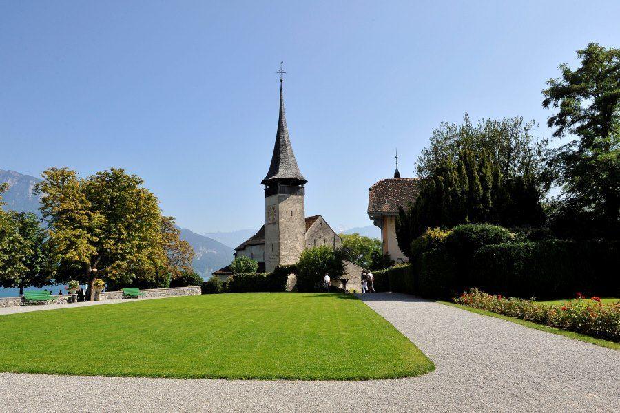 Schlosskirche Spiez