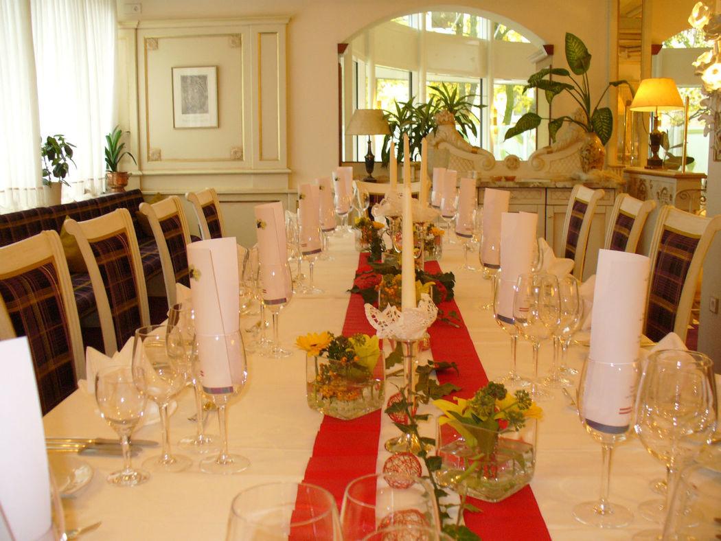 Beispiel: Restaurant Stüble, Foto: AKZENT Hotel Altdorfer Hof.