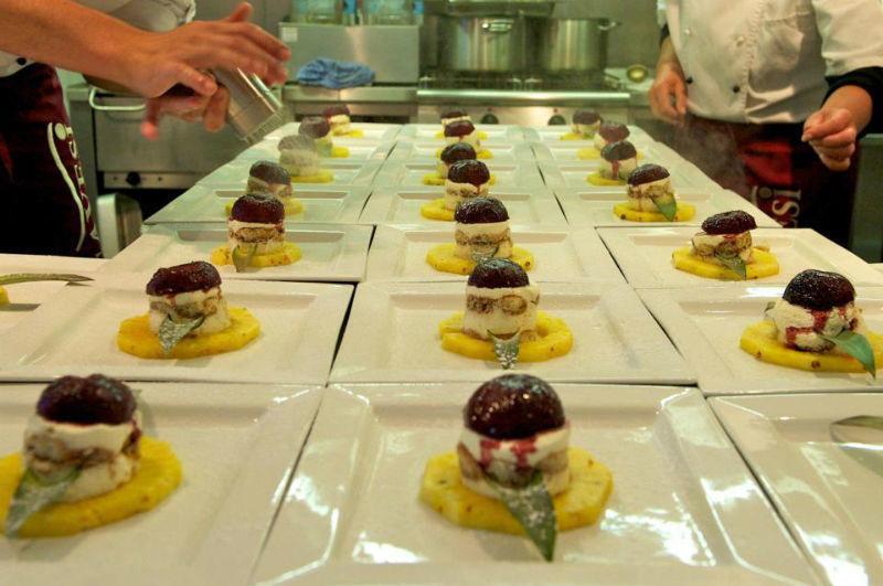 Beispiel: Gastronomie, Foto: Gut Thurnsberg.