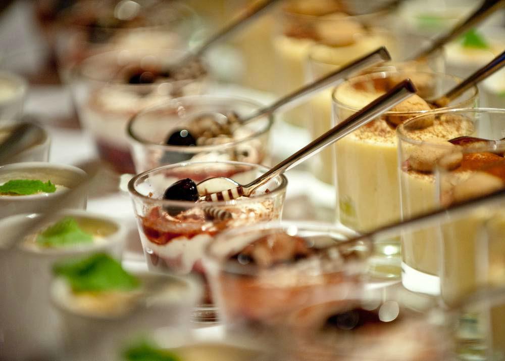 Beispiel: Menü oder Buffet?, Foto: Agentur Traumhochzeit.