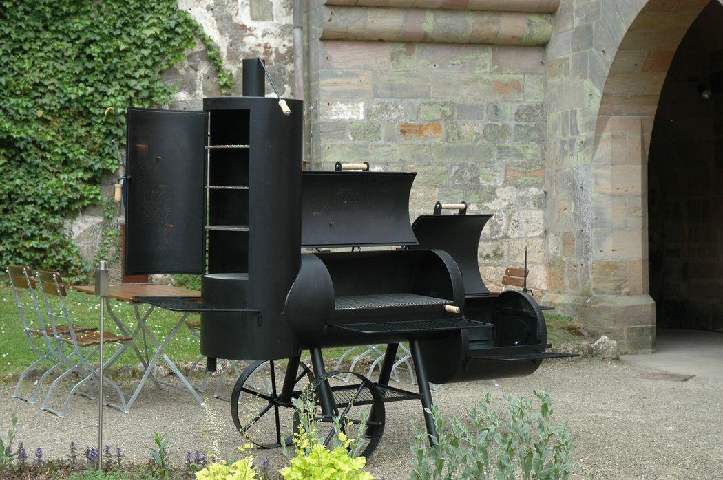 Original - Smoker- Schlosshotel Hohenstein