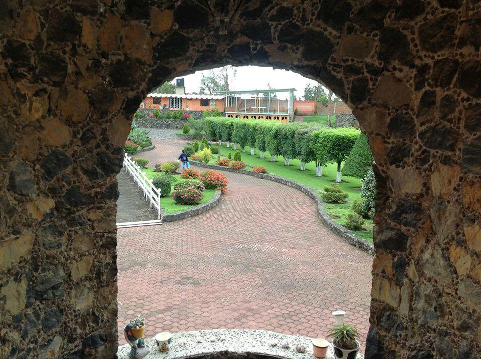Jardín Hípico Las Flores ubicado en el DF