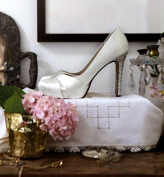 Beispiel: High-Heels, Foto: Elsa Coloured Shoes.
