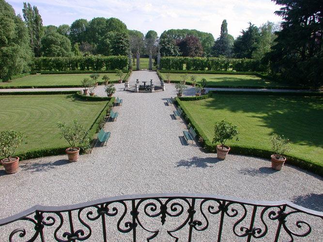 I giardini di Villa La Valera