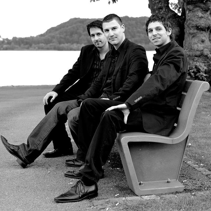 Beispiel: Die Band, Foto: Alessandro Sabato Trio.