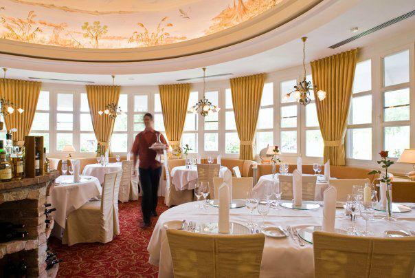 Beispiel: Restaurant, Foto: Hotel Vila Vita Pannonia.