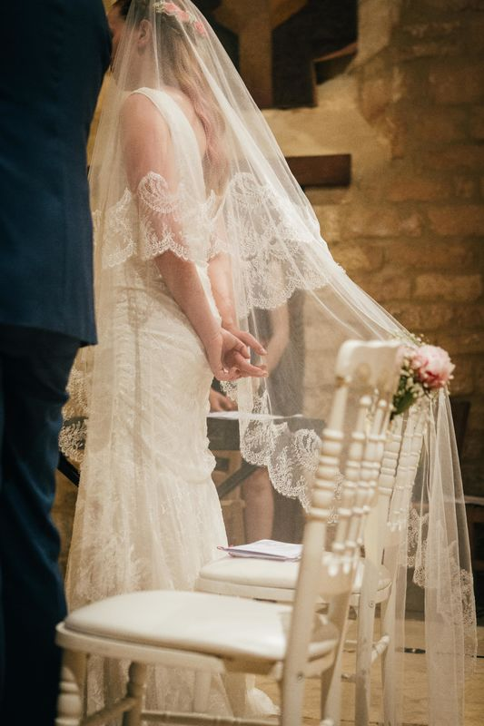 Mariage Caroline et Paul - Fleurs Catherine Meyjonade
