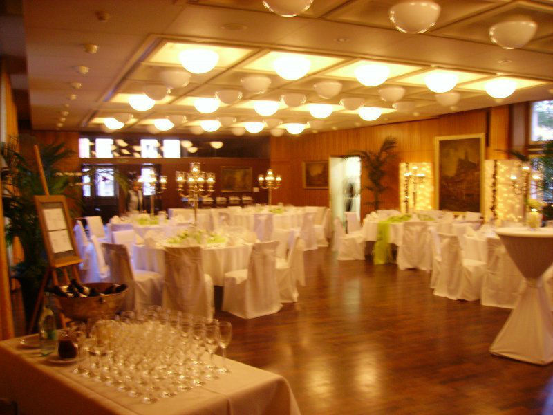 Beispiel: Festsaal - Bankett, Foto: Restaurant Schlosskeller.