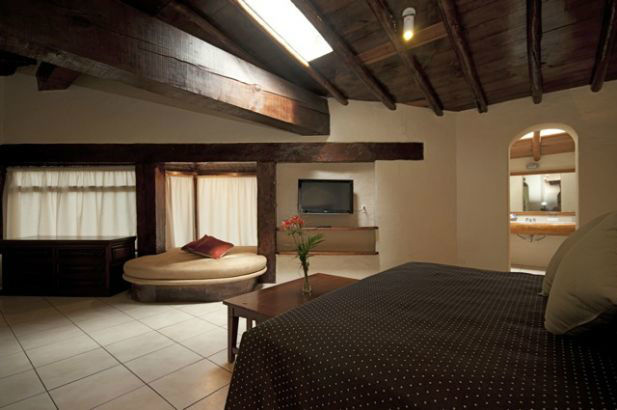 Hotel. Loto Azul Hotel. Valle de Bravo