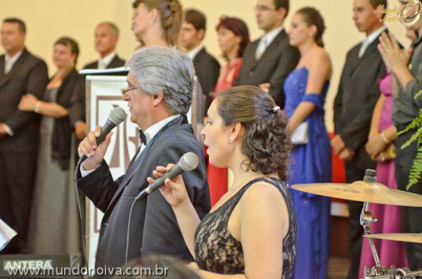 Banda Carisma. Foto: Mundo Noiva