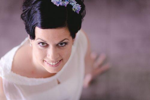 Brautportrait beim Getting Ready, Foto: Klaus Führer Photography