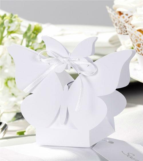 Beispiel: Geschenkbox Schmetterling, Foto: My Bridal Shower.
