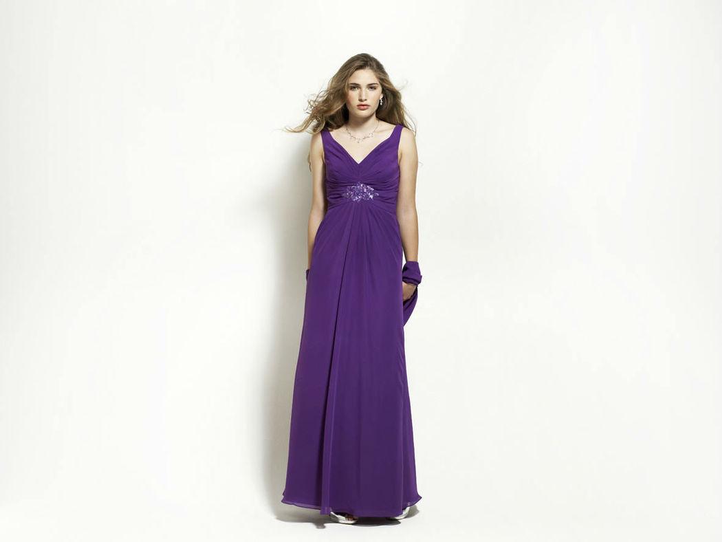 Beispiel: Kleider für Brautführerinnen, Foto: Magy's Brautmode.