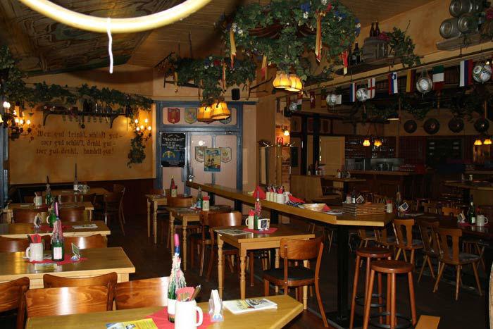 Beispiel: Restaurant, Foto: Brauhaus Kühler Krug.