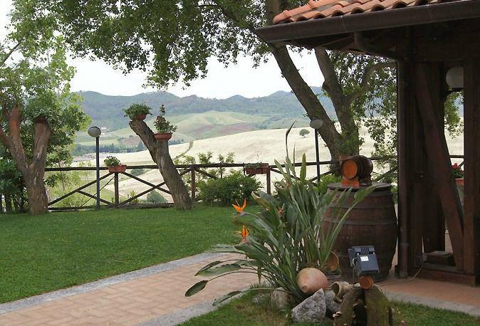 Agriturismo Borgo Santarosa