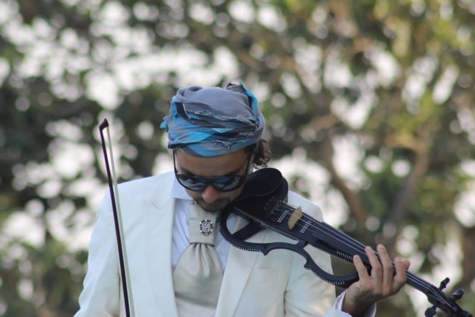Produções Ingenium - Violinista Nuno Flores