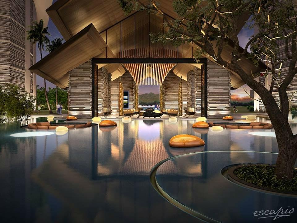 Beispiel: Luxus pur, Foto: Escapio.