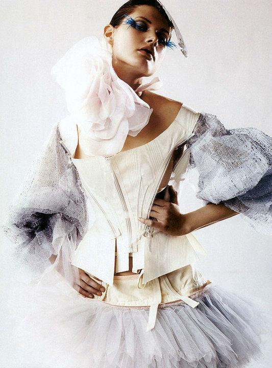 Beispiel: Festmode, Foto: Kleidermacherei.