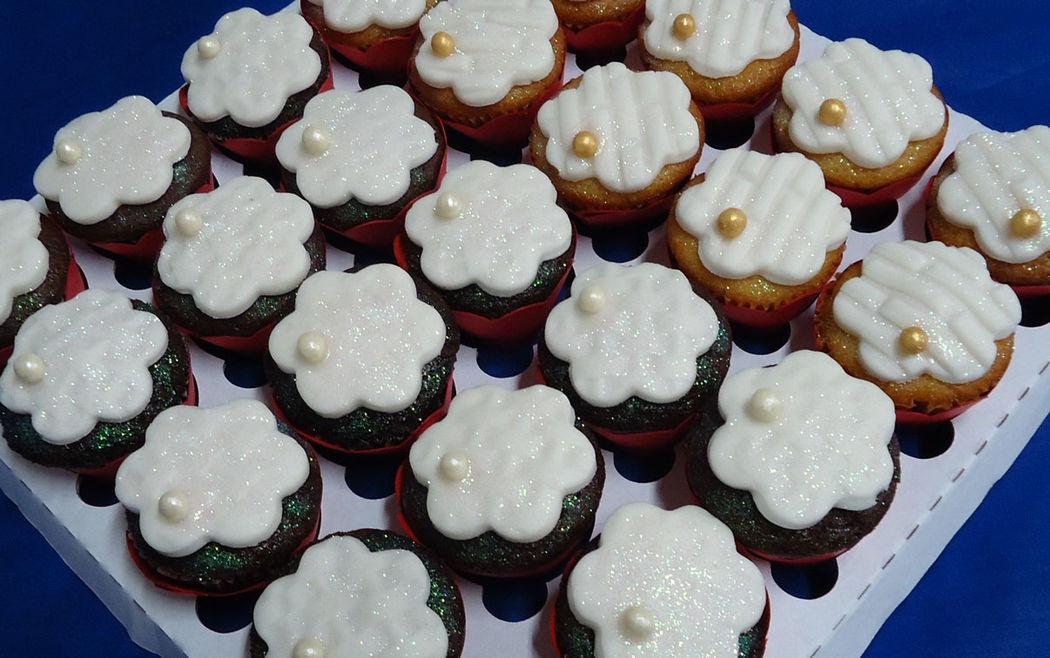 Cupcakes que Preparamos para o Evento Schutz Day