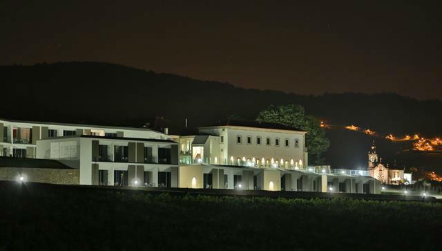 Foto: Água Hotels Douro Scala