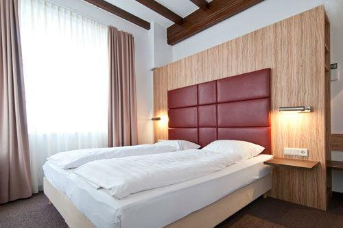 Beispiel: Hotelzimmer, Foto: Gasthaus Backmulde.