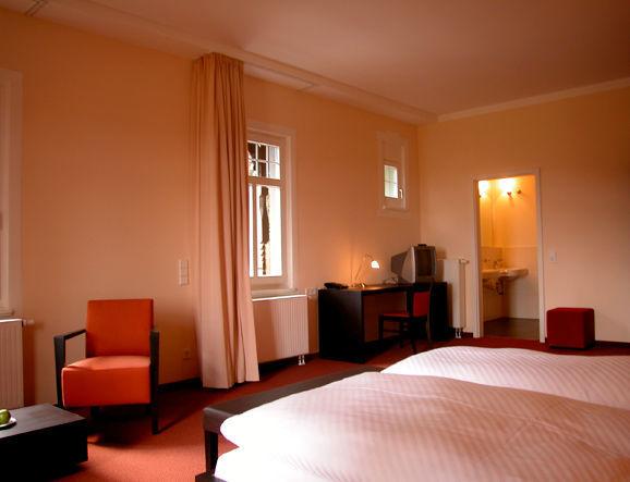 Beispiel: Hotelzimmer, Foto: Waldhotel Zollernblick.