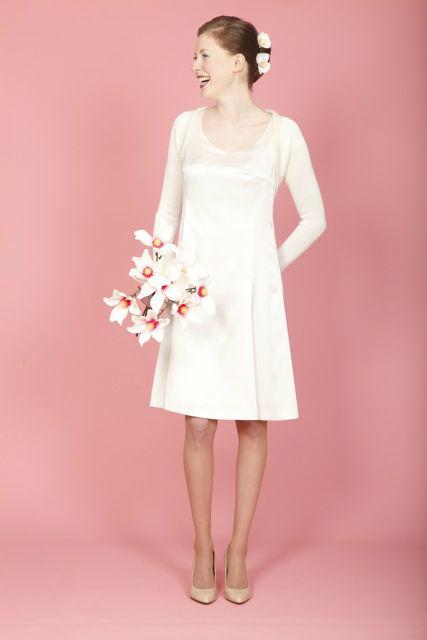 Beispiel: Ihr persönliches Brautkleid, Foto: nymphenfieber.