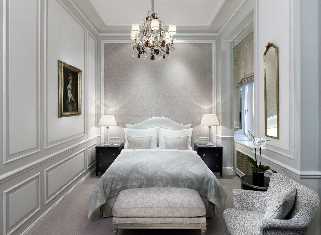 Beispiel: Superior Doppelzimmer, Foto: Hotel Sacher.