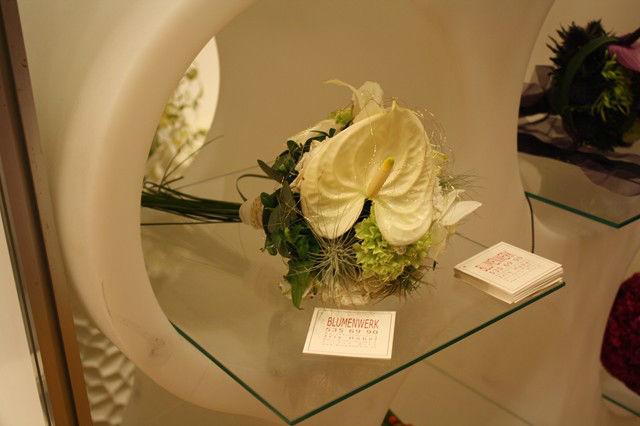 Beispiel: Brautsträuße, Foto: Blumenwerk.