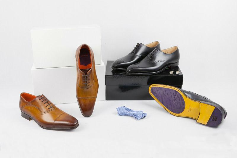 Chaussures de mariage et de cérémonie homme