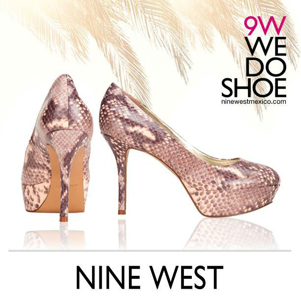 Zapatos para novia e invitados - Foto Nine West