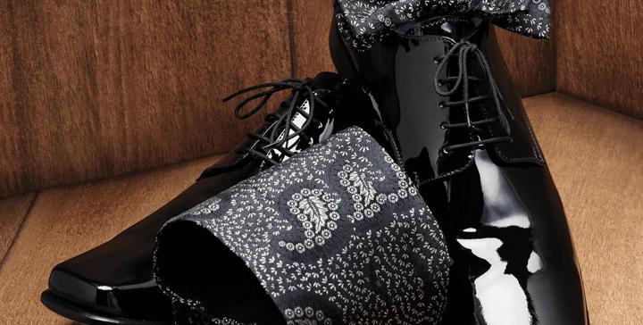 Zapatos y corbatas para novios Robert's San Luís Potosí