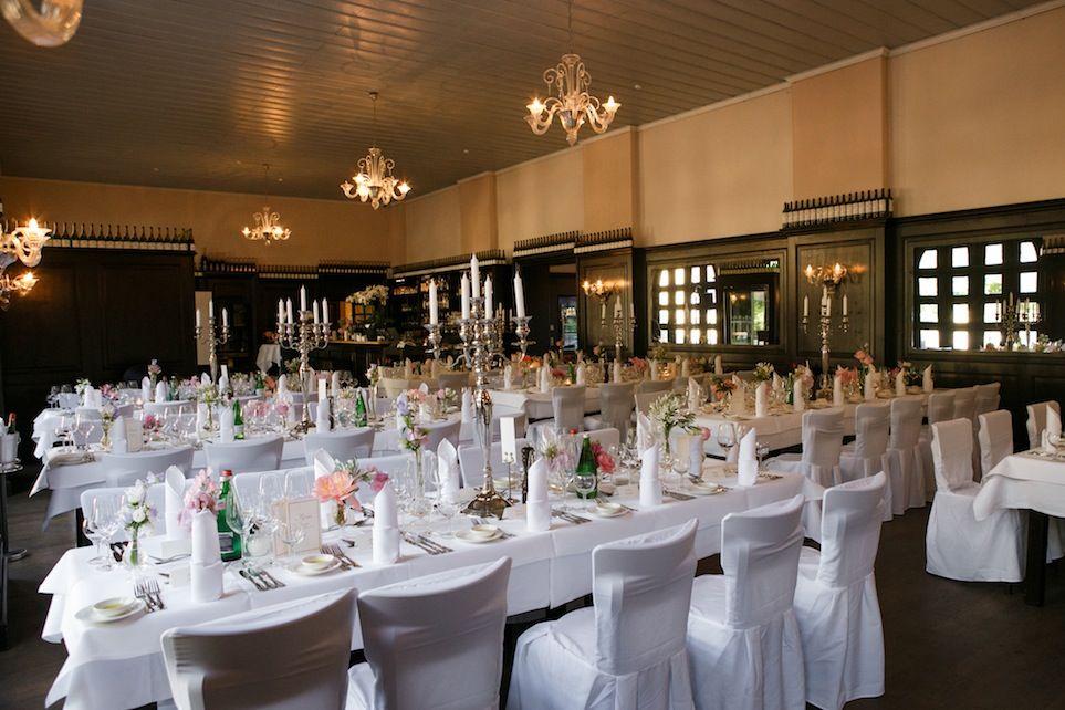 Festsaal in der Hochzeitslocation, Foto: Melanie Meißner, Hochzeitslicht für Engel 07