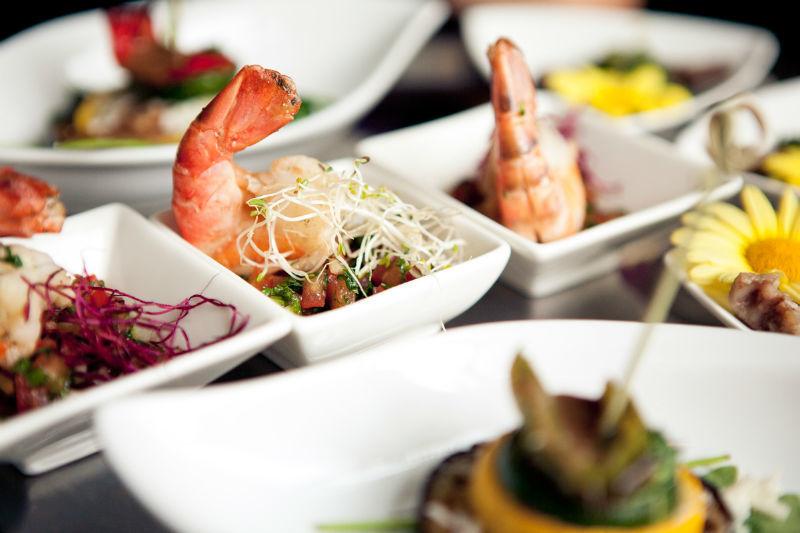 Beispiel: Gastronomie, Foto: Weingut Domhof.