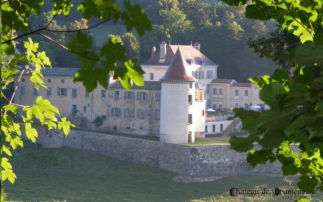 Le Château de Pramenoux