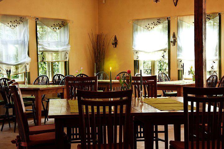 Beispiel: Restaurant mit Ambiente, Foto: Jagdhaus Spandau.