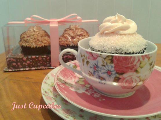 Cupcakes personalizados para Chá de panela